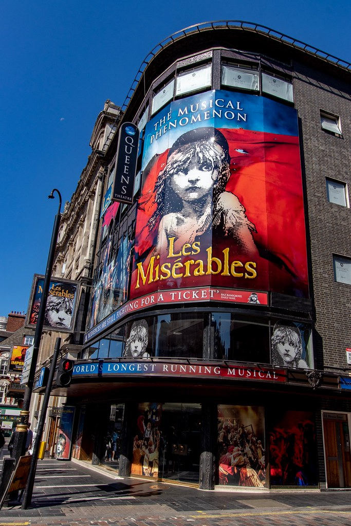 As West End musicals go, this has to be one of the best.  Now in it's 33rd year......