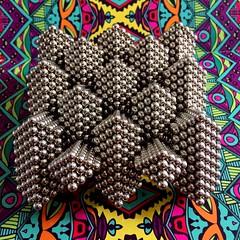 Zigzag wall/grid