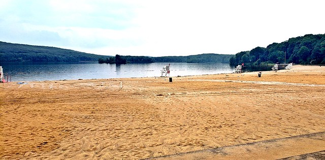 Lake Welch Beach