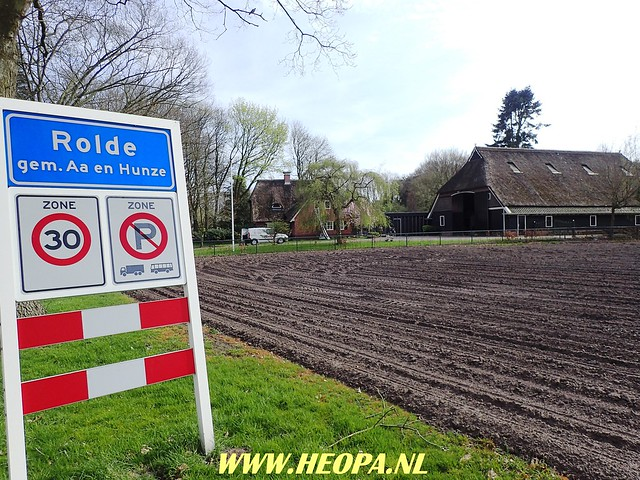 2018-04-17  Groningen -   Rolde 42 Km  (138)