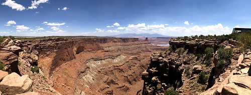 North of Dead Horse Point Visitor Center | by gmeador