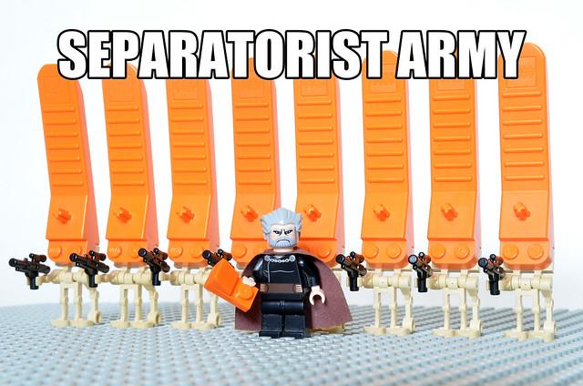 Separatorist Army