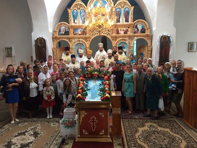 Преосвященний Сергій єпископ Ладижинський