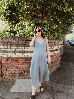 Beyond Nine Jumpsuit | Hannah and The Blog | by Hannah_Frost