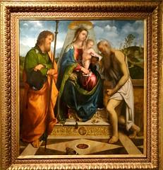 Exhibition: Tiziano e la Pittura del Cinqecento tra Venezia e Brescia, Museo Santa Giulia, Brescia