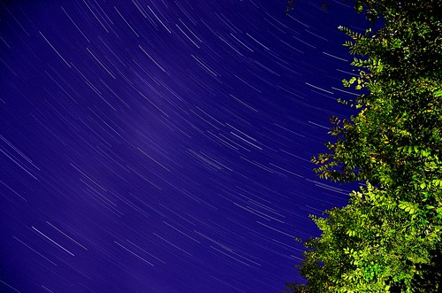 star trails | by commander.chip