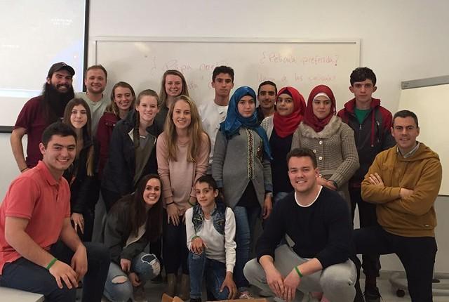 2018 Study Abroad - Seville