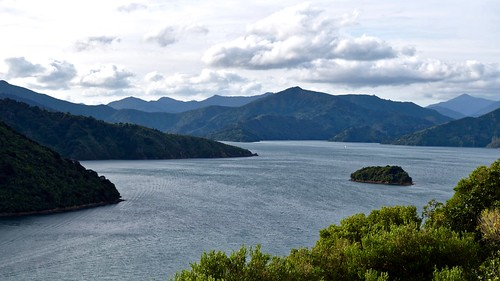 Queen Charlotte Sound   by ndimmock