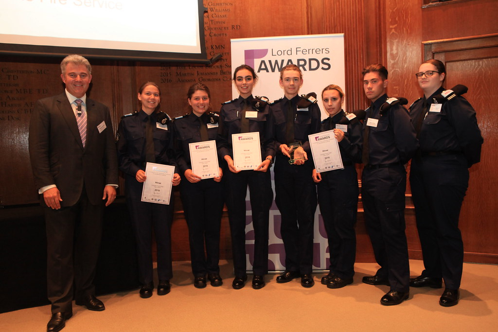 Volunteer Police Cadet – Team Award: Metropolitan Police S