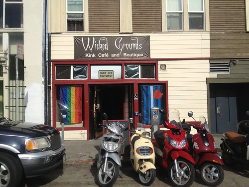 Wicked Grounds Kink Cafe | by Lynn Friedman
