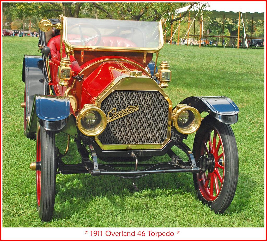 1911 Overland 46 Torpedo