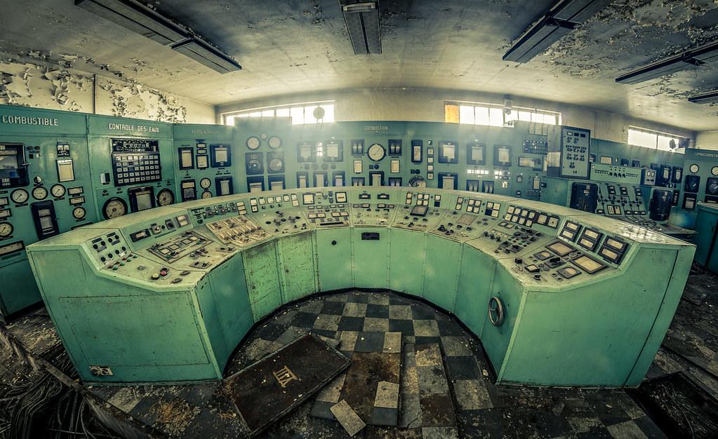 controll room