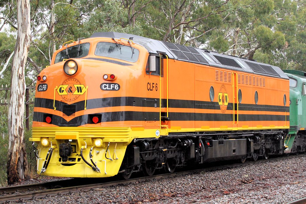 CLF6 1281s Empty GWA Tailem Bend Grain Belair 31 03 2013 by Daven Walters