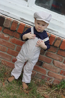 Soren's Easter Outfit