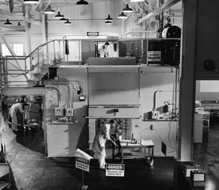 1951 Laboratory scientists at work | by Los Alamos National Laboratory
