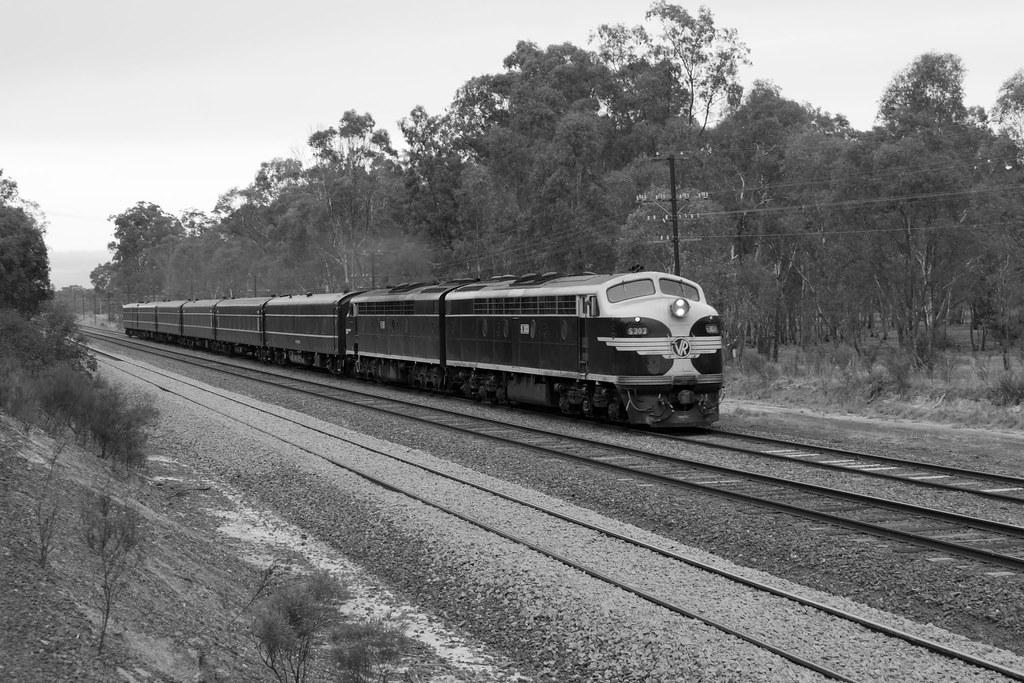 SRHC Charter Train. Or Is It? by Matt McFarlane