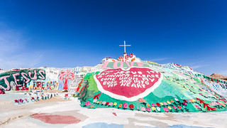 Salvation Mountain | by chris.chabot