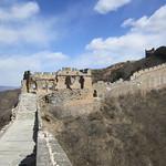 Petite balade sur la Grande Muraille