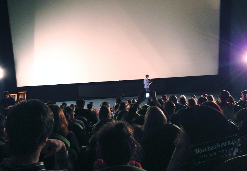 Pogaduchy, 23.02.2013, spotkanie blogerów, Wrocław, kino Nowe Horyzonty, reklama, prelekcje