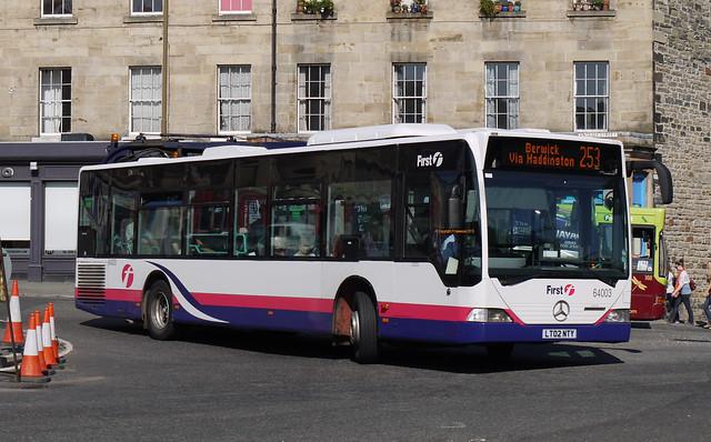 First Scotland East 64003 (LT02MTY)
