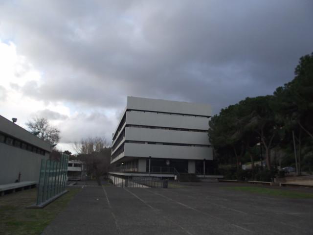 בניין הסנאט - טכניון