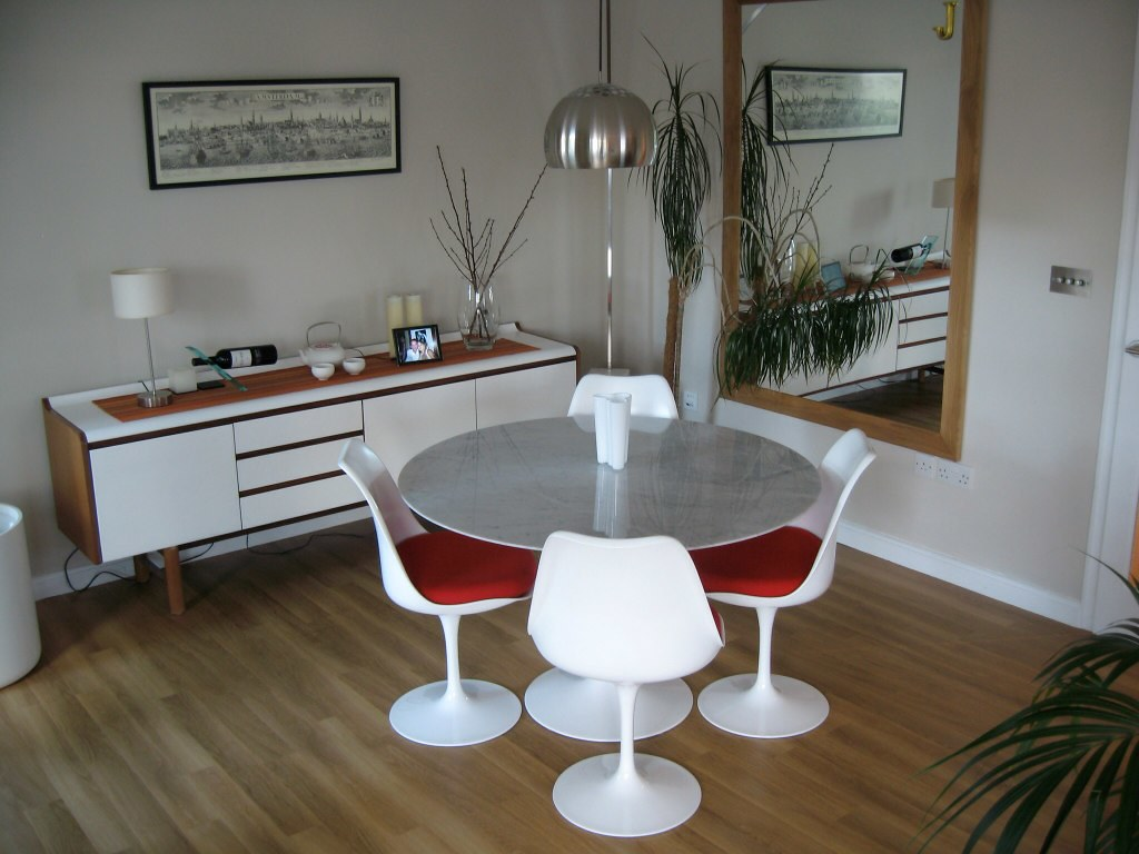 Dining room, Apartment 12, Aylesbury, Hove