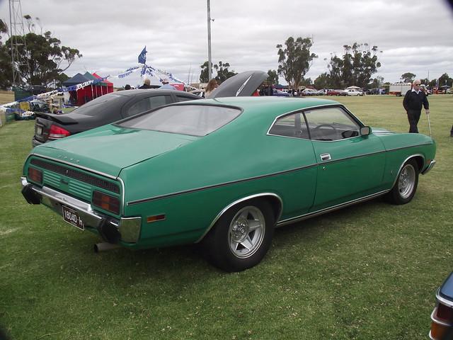 1976 XC Fairmont Hardtop