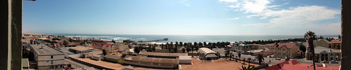 panorama tower canon view namibia bulding swakopmund hugin woermann 550d