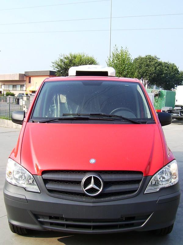 Термоизолация +  LMK Slim за Mercedes-Benz