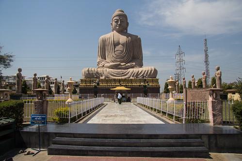 Giant Buddha   by andryn2006