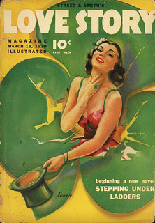 Love Story Magazine - March 18, 1939