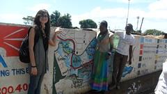 Wall Painting of Mak Kibera