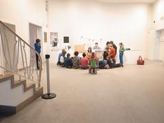 Kinderatelier bij de Space Odyssey 2.0, een tentoonstelling over ruimtevaart waarin kunstenaars droom en wetenschap in elkaar laten overvloeien.   Voor kinderen van 9 tot 12 jaar tijdens de tweede week van de paasvakantie.