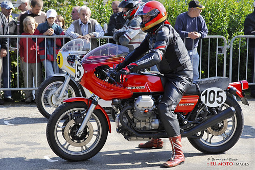 Moto Guzzi 850 Le Mans Schwanenstadt Copyright Bernhard Egger :: eu-moto images - All rights reserved 5572 | by Bernard Egger :: rumoto images