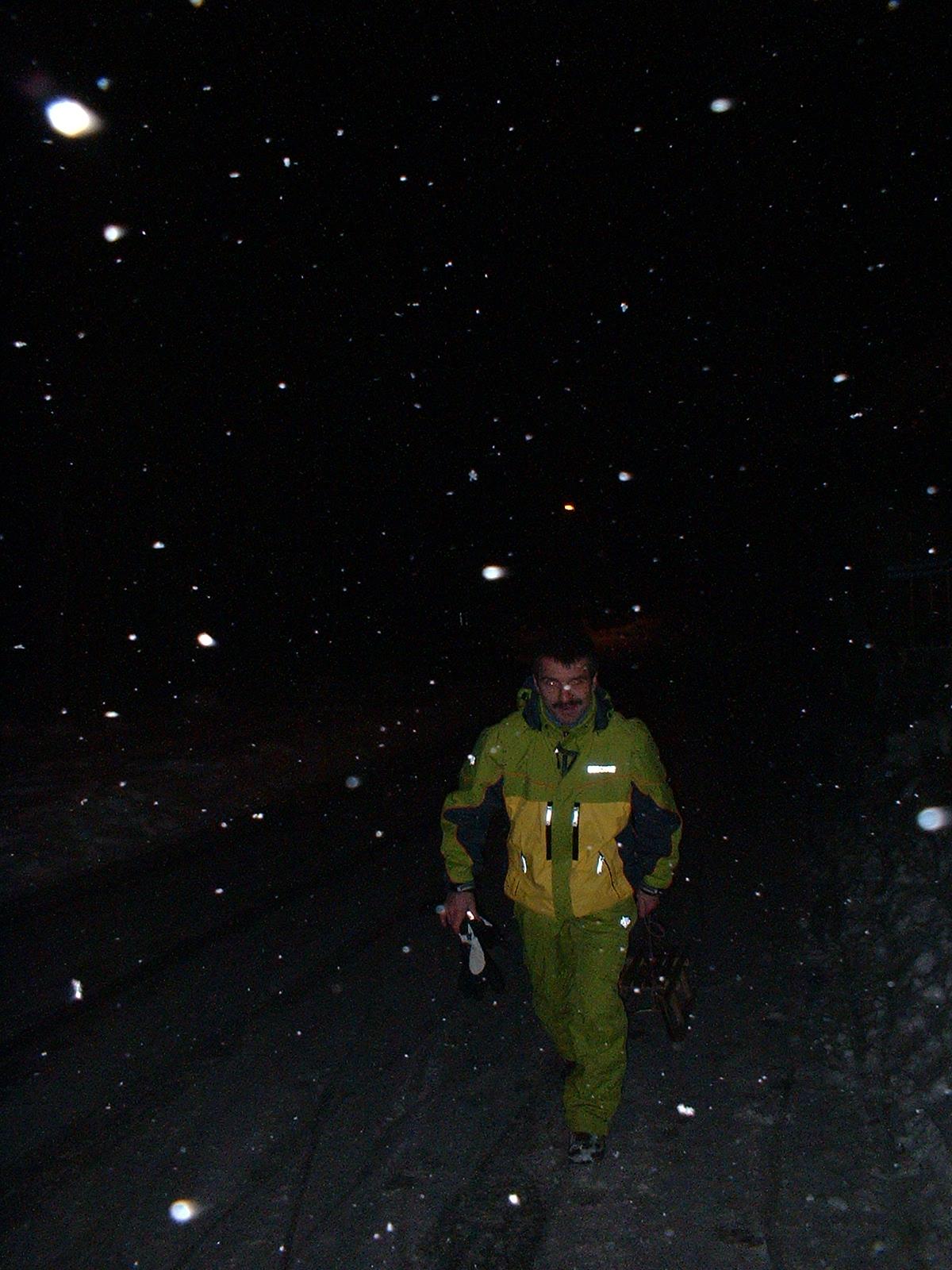 Schlitteln 2005