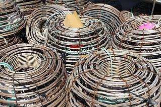 Crayfish fishing baskets | by 4nitsirk