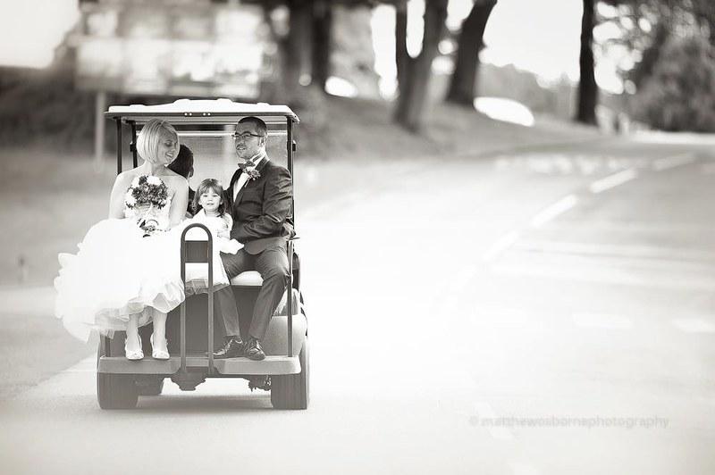 B&W Wedding 3