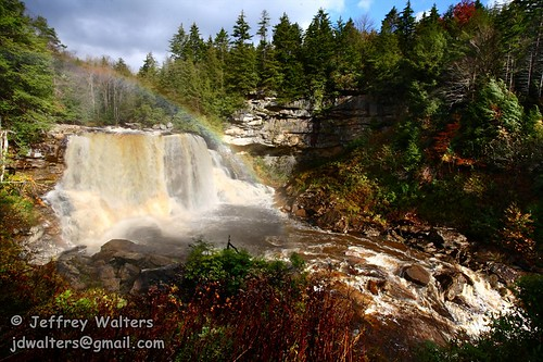 Blackwater Falls rainbow | by mdheightshiker