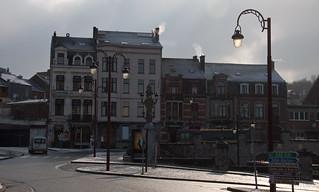 place de la gare central, verviers | by glasseyes view