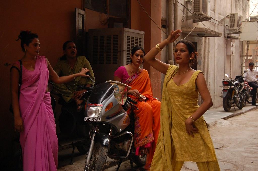Sita Hijra Dehli | Sita demands that job opportunities shoul… | Flickr