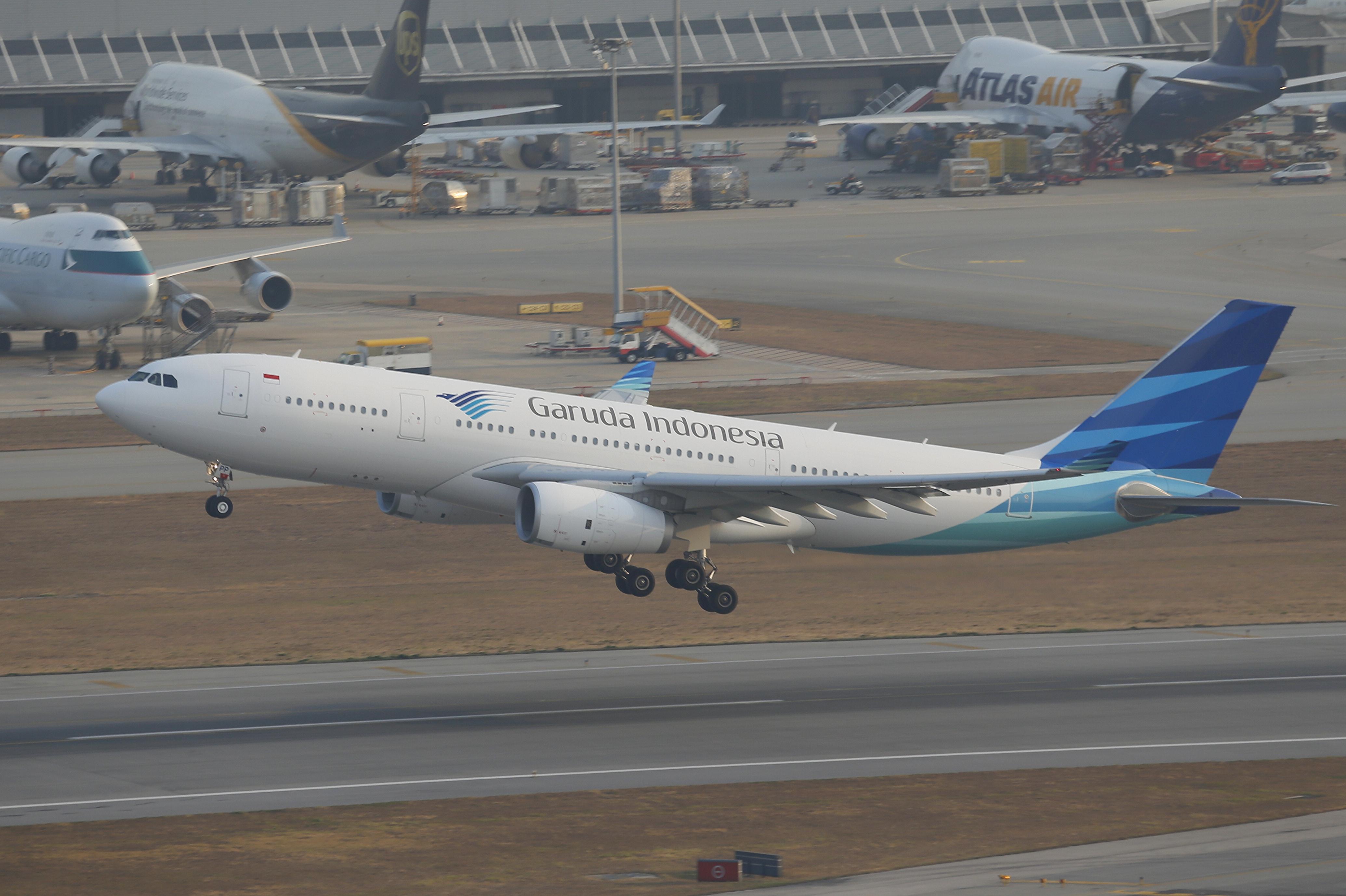 Garuda Indonesia Airbus A300 B4