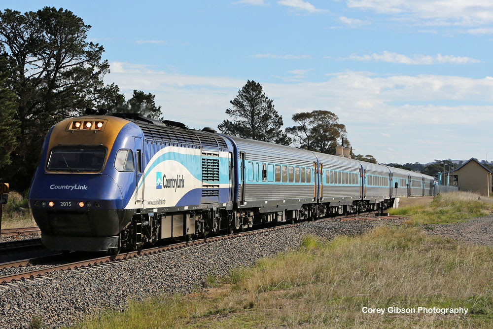 XPT powers up through Gunning by Corey Gibson