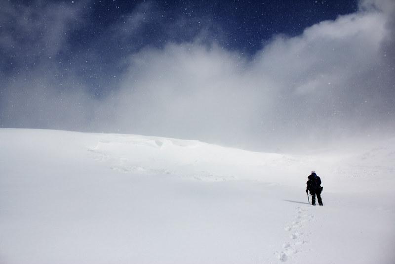 伊吹山の山頂