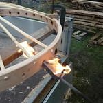 Dragon flame - Yurt Wheel