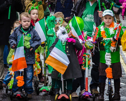 St Patrick's Day 2013 - 04 | by garryknight