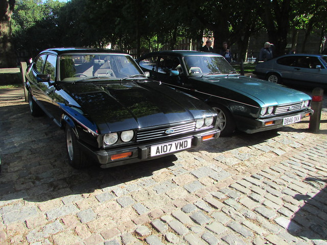 Ford Capri 2.8 Injection A107VMD