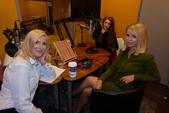 Lisa Faulkner, Katie Piper & Nicola Roberts in for our Special K Radio Day