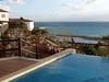 Coral Beach Hotel, některé pokoje mají bazén s výhledem na moře, foto: Petr Nejedlý