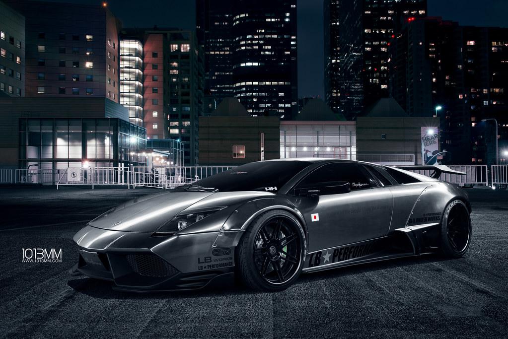 Liberty Walk Lb Performance Lamborghini Murcielago Flickr