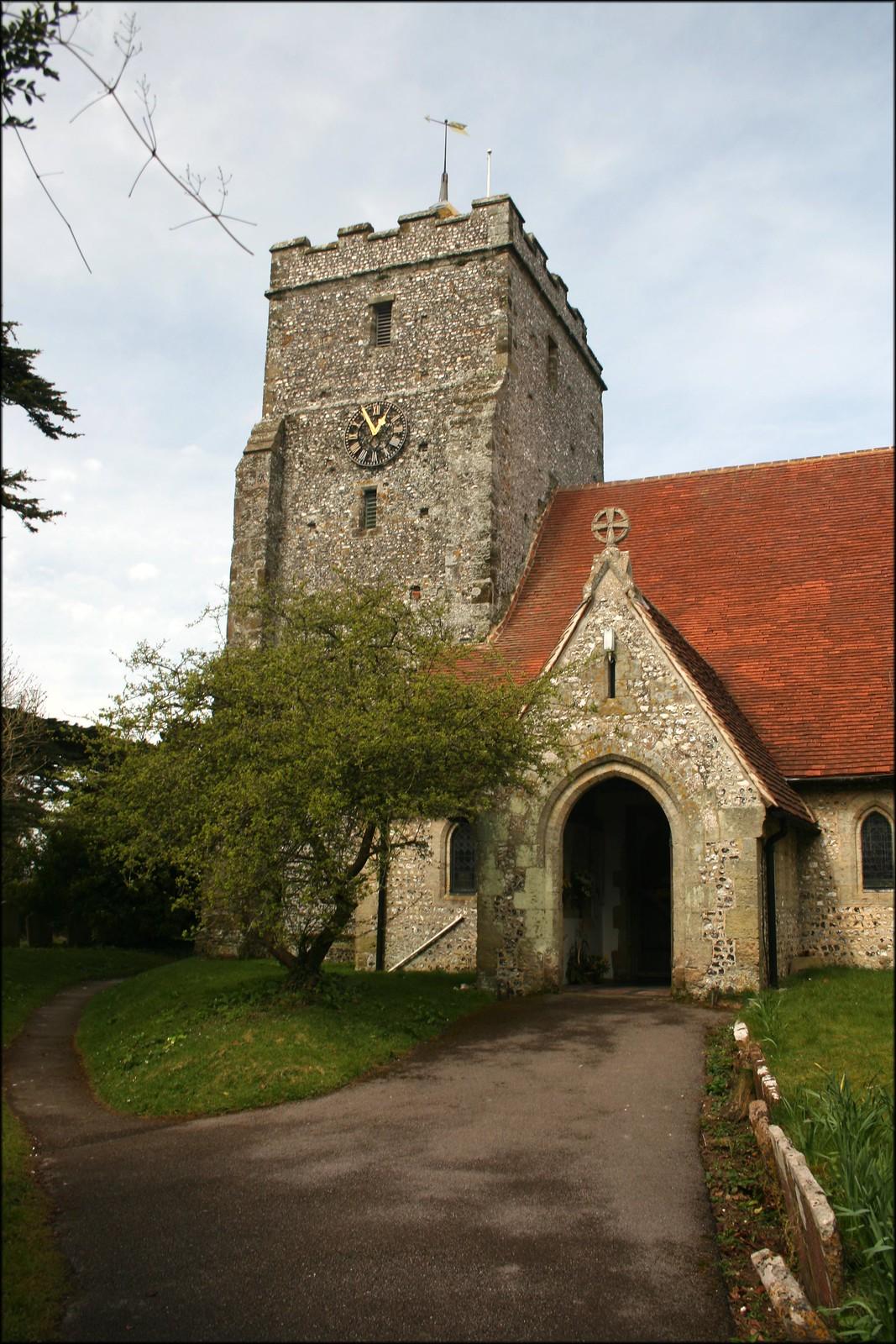 Burpham Church Burpham, West Sussex